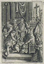 Firmung 1679