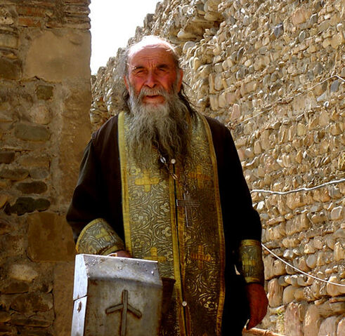 File:Georgischer Priester.jpg