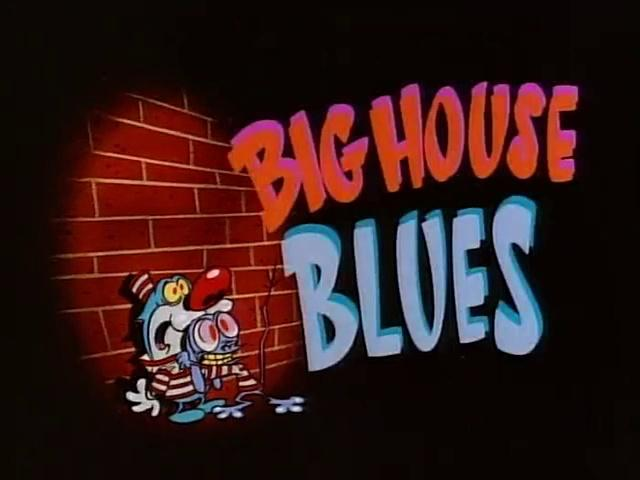 The Ren and Stimpy Show S1 E01a - Big House Blues (Unedited Pilot)