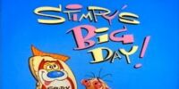Stimpy's Big Day