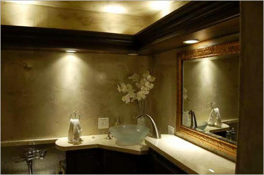 Bathroom Lighting And Vanity Lighting