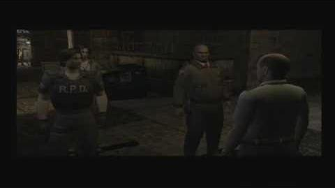 Resident Evil Outbreak cutscenes - 20-5 - Outbreak - Meeting with Dorian (David)
