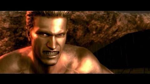 "Resident Evil 5 - Cutscenes 51 ""The Final Curtain"""