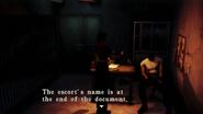 Resident Evil CODE Veronica - Prisoner management office - examines 06-3