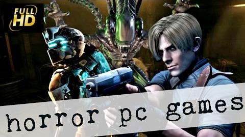 Best Horror Pc Games - Horror Games For Pc - Scary Pc Games