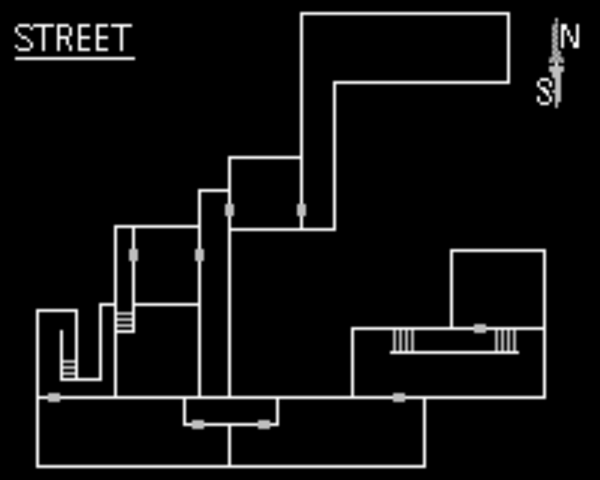 File:Tiger Resident Evil 2 - Street Map.png