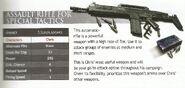 Assoult Rifle for Special Tactics