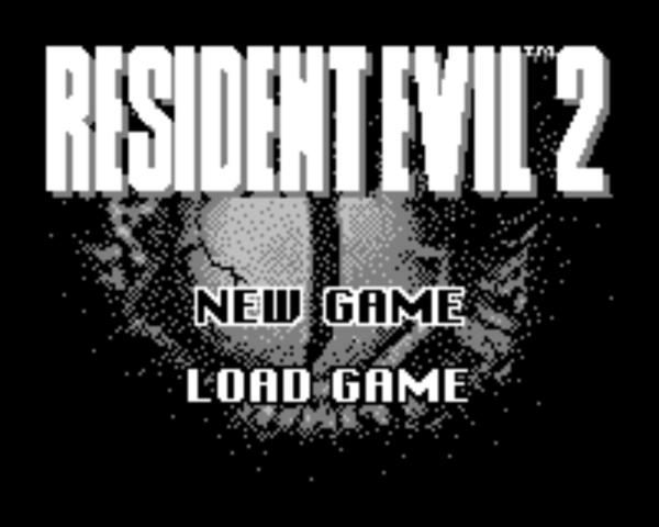 File:Tiger Resident Evil 2 - Start menu.png