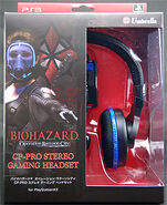 ORC - CP-PRO Stereo Gaming Headset - box
