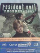 Resident Evil Degeneration Walmart edition 2