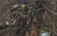 File:Leon aiming at Queen Plaga head.jpg