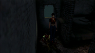 Resident Evil CODE Veronica - prisoner building bedroom - gameplay 05