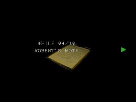 Re264 EX Robert's Note.png