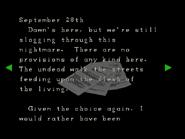 RE264 EX Mercenary's log 05