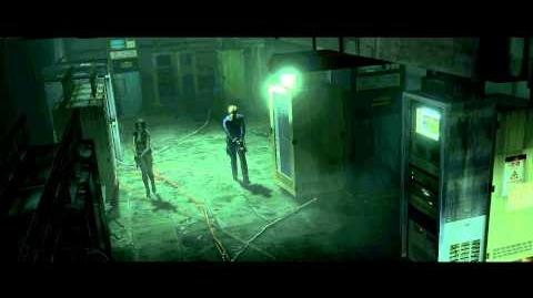 Resident Evil 6 all cutscenes - Chasing Down Ada