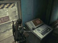 Oil field control facility in-game (RE5 Danskyl7) (8)