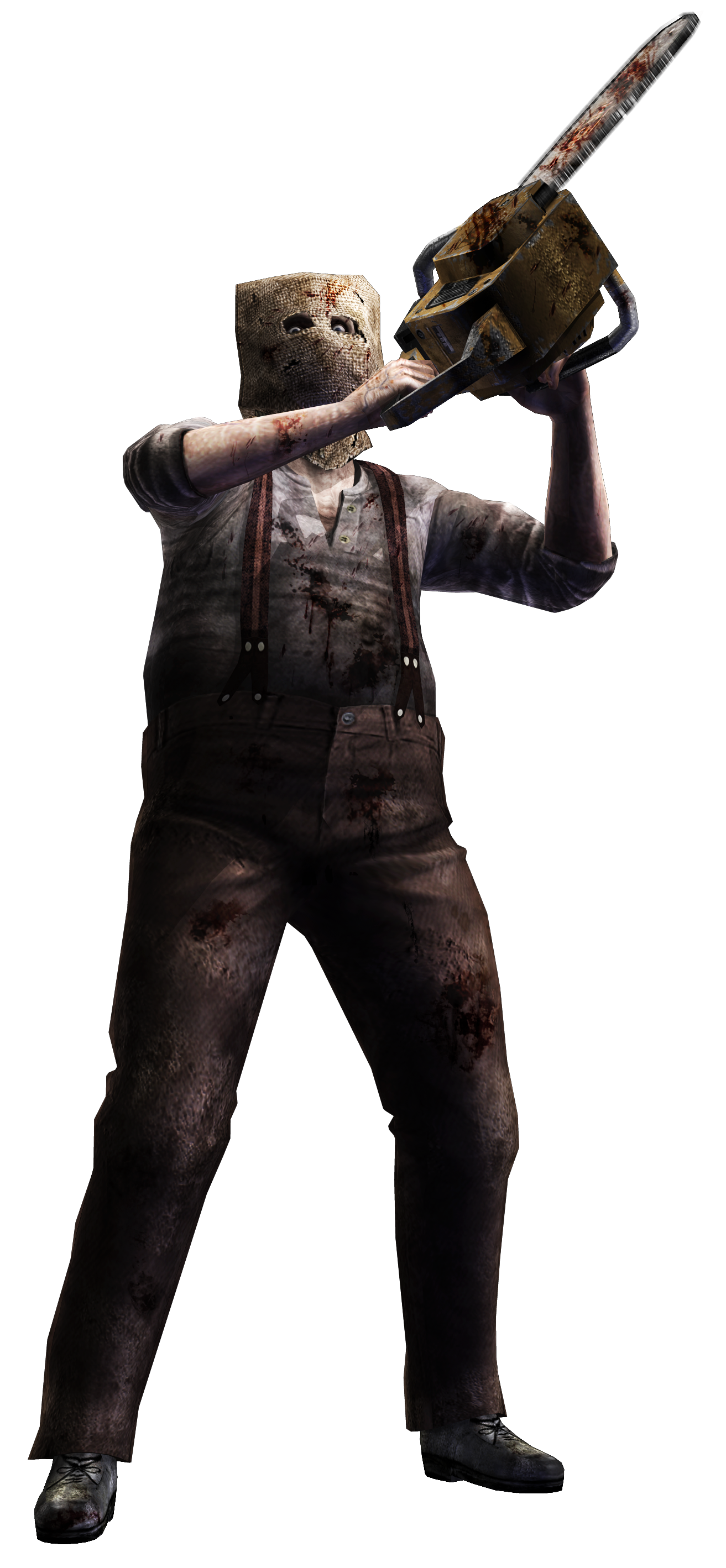 Resident Evil 4 Chainsaw Guy Chainsaw Man | Residen...