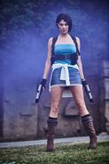 Julia Voth as Jill Valentine 27