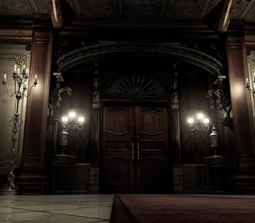 File:REmake background - Entrance hall - r106 00106.jpg