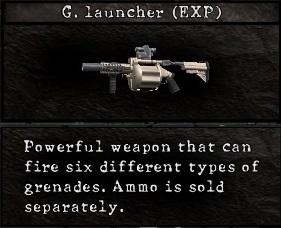 File:Grenade launcher RE5 (Danskyl7).jpg