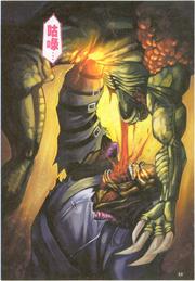 BIOHAZARD 3 LAST ESCAPE VOL.6 - Nemesis-Hunter fight