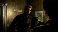 RE0HD Wesker Mode cutscene 01