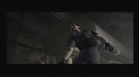 Igniting the Gas (Resident Evil Outbreak cutscene)