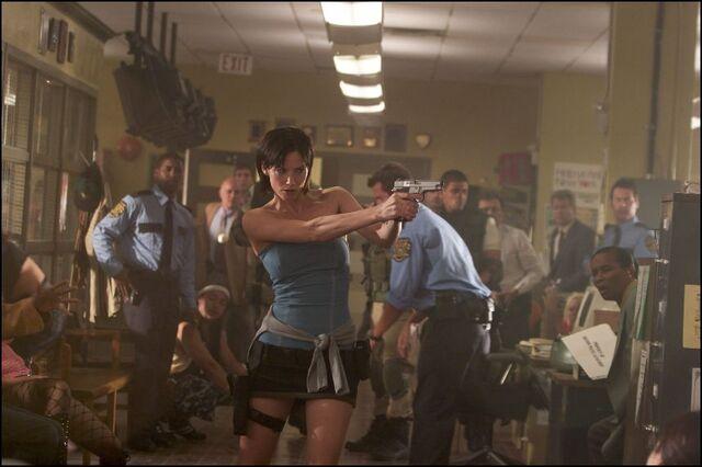 File:Jill in Raccoon City Police Department.JPG