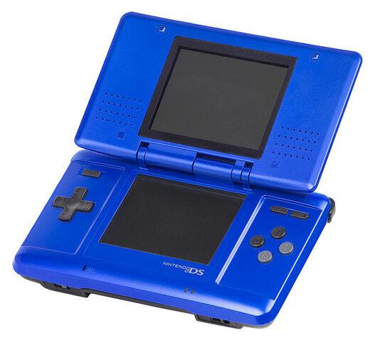 File:Nintendo-DS-Fat-Blue.jpg