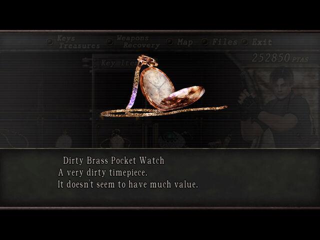 File:Dirty brass pocket watch (re4 danskyl7).jpg