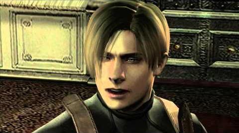 Resident Evil 4 all cutscenes - Chapter 3-2 scene
