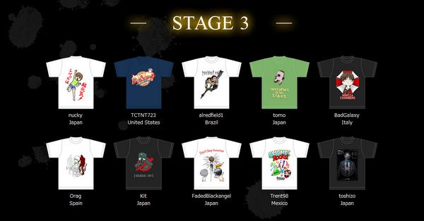 IGTSC Stage 3 runner ups