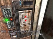 Control panel elevator