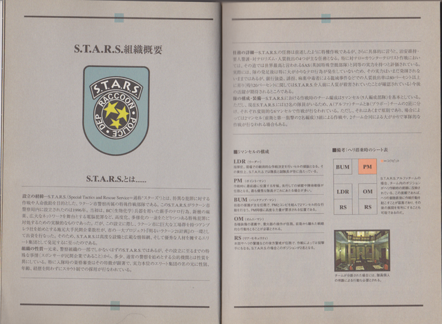 File:Inside of BIO HAZARD - pages 8 and 9.png