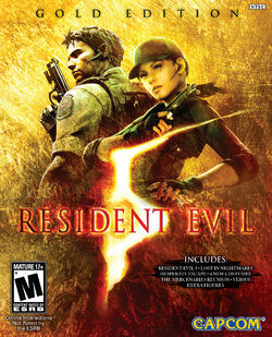 RE5 Gold Edition