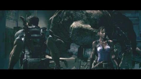 "Resident Evil 5 - Cutscenes 21 ""Delta Team's Distress"""
