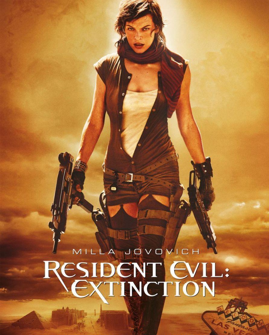 ბოროტების სავანე 3 (ქართულად)  Resident Evil: Extinction / Обитель зла 3: Вымирание