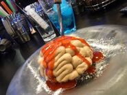 Brain Cake - Capcom Bar