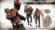 Mutant pedro concept