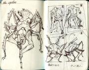 Noga-Trchanje concept art 1