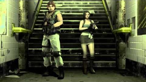 Resident Evil The Umbrella Chronicles all cutscenes - Raccoon's Destruction 2 scene