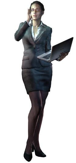 RE6 Ingrid Hannigan