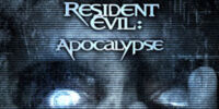 Resident Evil: Apocalypse poster design contest