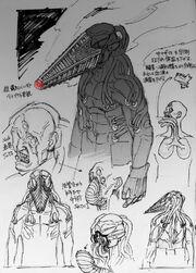 Neo Umbrella J'avo Concept Art 3