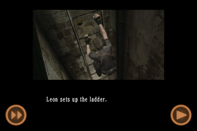 File:RE4 mobile edition - Rescue Ashley cutscene 2.png