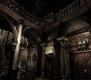 REmake background - Entrance hall - r106 00094