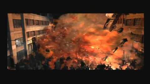 Resident Evil Outbreak cutscenes - 25 - Outbreak - Scene 02