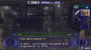 Submachine gun fp 2