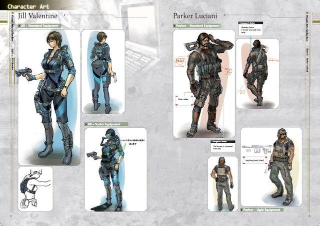 File:Resident Evil Revelations Artbook - page 3.jpg