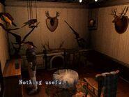 Stuffed deer room 1996 (2)